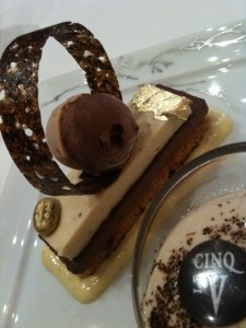 Guanaja Chocolate Iced Crisp